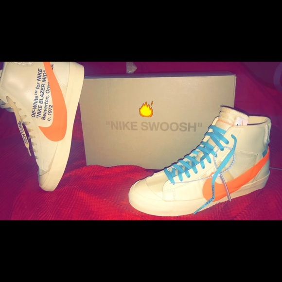 Off-White Hollow eve Blazers NWT